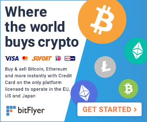Sign up today to try bitFlyer's powerful trading platform.