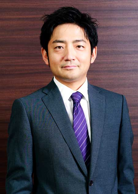 Co-Founder and CEO Yuzo Kano