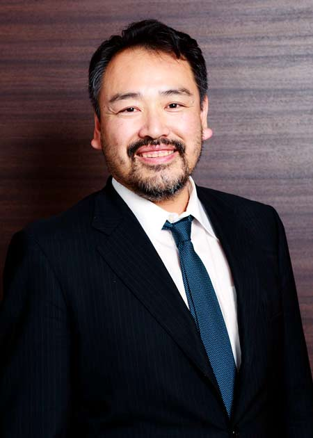 Co-Founder and CTO Takafumi Komiyama