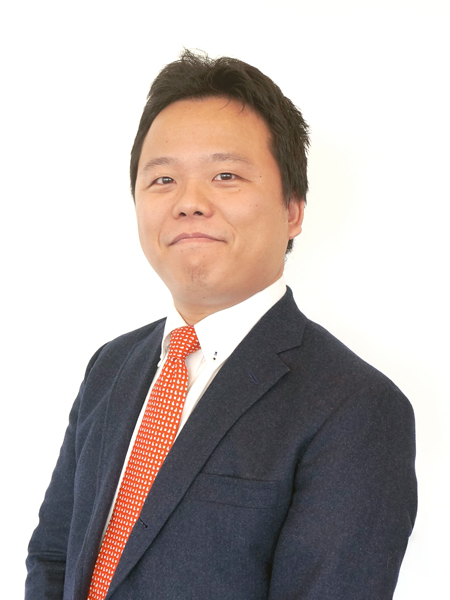 European Branch Director Rikiya Masuda